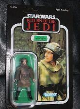 Princess Leia Organa Endor CAmo Battle Poncho SAGA Star Wars 2007 ROTJ VOTC VC