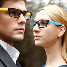 Fashion Reading Glasses Retro Full Rim unisex Men Women +100 +125 +150 +175 +200
