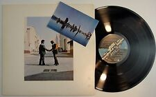PINK FLOYD – Wish You Were Here LP Spain 1975 MINT Orig 1sT Inc.Postal Prog Rock
