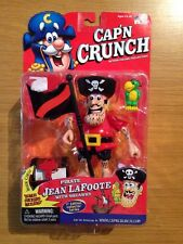 2001 Cap'n Crunch Pirate Jean Lafoote Action Figure