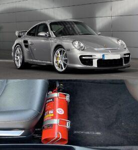 Porsche 911 997 fire extinguisher bracket
