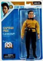 Mego Star Trek Captain Pike Action Figure 8 Inch action figure PRESALE