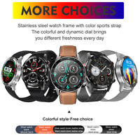 DT95 Men Smart Watch Bluetooth-Call ECG Heart Rate Fitness Tracker F iOS Android