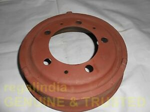 INDIAN MADE BRAKE DRUM JEEP WILLYS MB GPW WILLYS CJ2A CJ3A CJ3B CJ5 CJ6 1941-71
