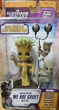 Guardians of the Galaxy We Are Groot Limited Edition 4 item Gift Set 2015 Neca