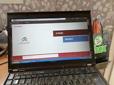 *Lenovo ThinkPad X220 - Core i5 / 3.30 GHz / XP SP3 Original / DiagBox V 7.57
