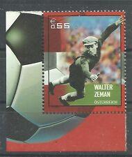 FUSSBALL-Zeman/ Österreich MiNr 2463 **