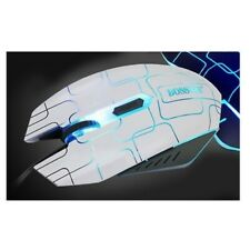 Bosewiz Gaming WHITE Wired Mouse BM-326 KC Electronics Certificate KOR SELLER