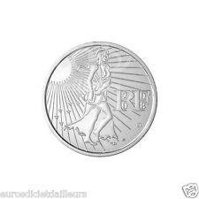 Pièce 15 euros FRANCE 2008 - La Semeuse en Marche - Argent 900/1000 - Neuve