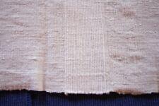 Nappe N°72 ancienne en chanvre et lin 141 x 104 cm  liteaux