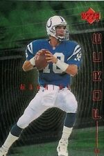 Upper Deck Indianapolis Colts Football Cards