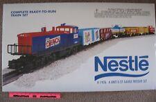K-Line  Nestle 6 unit 026 Guage Freight Set K-1926