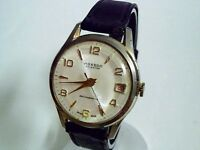 EXTREMELY RARE SWISS AUTHENTIC ROXEDO / BASIS MEN'S WNDING WATCH