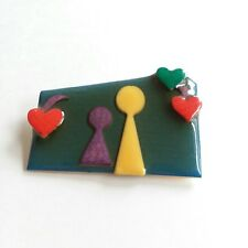 People Pins By Lucinda Pin X13
