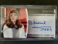 Star Trek Insurrection Autograph card