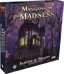 Mansions of Madness Board Game 2nd Ed : Sanctum of Twilight Expansion FFGMAD26