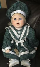 Porcelain Doll - Reproduction of DeHetre Original 1987