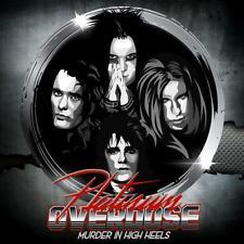Platinum Overdose 'Murder In High Heels' Hair/Glam Metal, Rough Cutt Motley Crue
