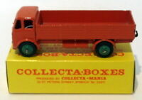 Vintage Dinky 25R - Leyland Forward Control Lorry - Orange Green Wheels