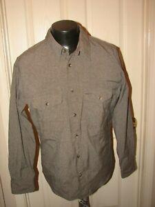 C. C..Filson Garment Men Shirt M