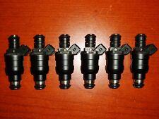 USA Reman Fuel Injector SET (6) OEM BMW 3.5l 535 735 1730292 73366