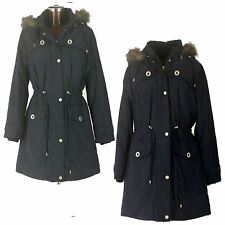 Women's Outdoor Polyamide Popper Hip Length Coats & Jackets