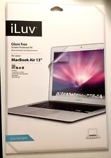 iLuv Glare Free Screen Protector Kit MacBook Air 13""