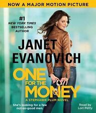 One for the Money by Janet Evanovich (2011, CD, Abridged)