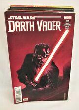 Marvel Darth Vader Vol. 2 (2017 Series) 1-25 ANNUAL#2 Lot of 26