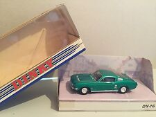 VÉHICULE MINIATURE 1/43 DINKY MATCHBOX FORD MUSTANG 1967 FAST BACK MIN0001262