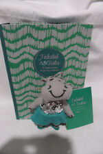 "FURRY FRIENDS ""Talulah In A Tutu"" 5"" Christmas ornament with box NIB"