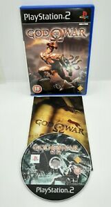 God Of War Sony PS2 Game 2005 Complete Tested & Working #1