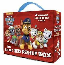 The Little Red Rescue Box (PAW Patrol) by Random House (2016, Board Book)