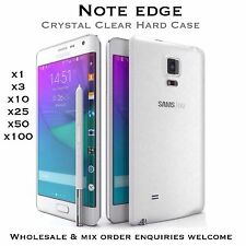 Samsung Galaxy Note Edge crystal clear thin hard case wholesale