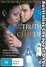 The Truth About Charlie DVD NEW, FREE POSTAGE WITHIN AUSTRALIA REGION 4