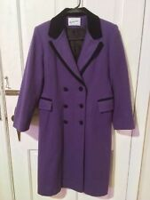 Joker Vintage Coat Jacket Purple Cosplay Costume Rothschild Made USA Batman DC