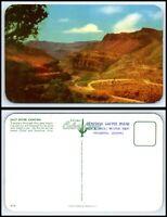 ARIZONA Postcard - Salt River Canyon O49