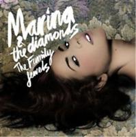 "Marina and the Diamonds-The Family Jewels  (US IMPORT)  Vinyl / 12"" Album NEW"