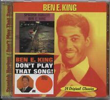 Ben E. King - Spanish Harlem / Don't Play That Song (CD Album)