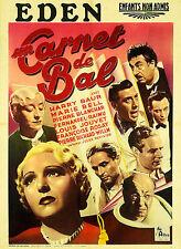 UN CARNET DE BAL  (1937) * with switchable English subtitles *