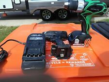 Hitachi 18V Li-Ion Impact and Drill Driver Combo