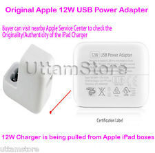 100% Original Apple 12W USB Power Adapter/Charger for iPhone5S/6S,iPad4/iPad Pro