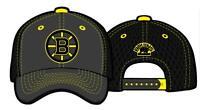 Boston Bruins Deluxe Basecap Zephyr NHL Eishockey Baseball Kappe