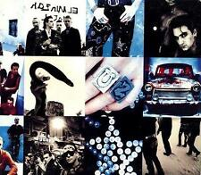 U2 - Achtung Baby (CD 1991) USA Import RARE Digipak First Edition