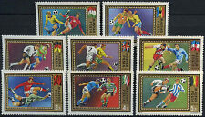 Mint Never Hinged/MNH Football Hungarian Stamps