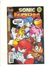 Archie Comics  Hot New Title   SONIC BOOM #3  Direct Edition