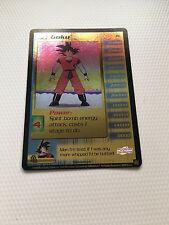 DRAGON BALL Z TCG - Holofoil Goku Promo Saiyan Saga Max Power 3200 Free Shipping