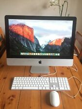 IMAC INTEL i3 3.06GHZ 8GB 500GB 21.5-inch OSX 10.11 OFFICE WIFI AMD 4670