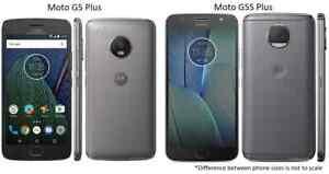 Motorola Moto G5 Plus / G5S Plus   32GB / 64GB   GSM Unlocked   GREAT 9 - 9.5/10