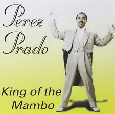 "Perez Prado ""King Of Mambo"" NEW & SEALED CD 1st Class Post From The UK"